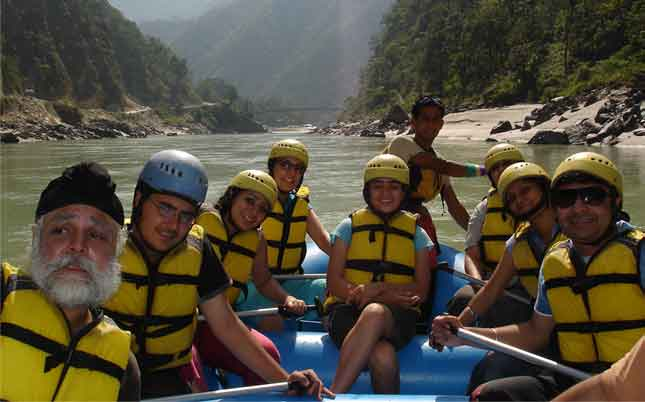 Rafting Camp Bayasi